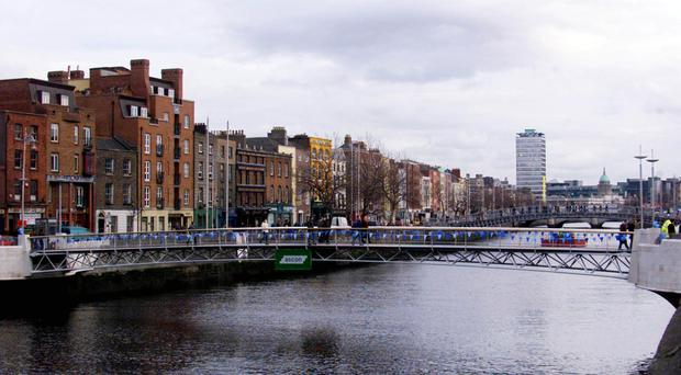 Dublin could be an attractive alternative to London post-Brexit