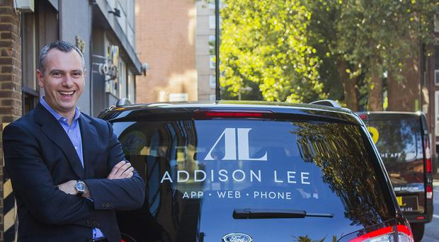 Addison Lee CEO Andy Boland said this was an important moment for the executive car industry