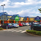 Damolly Retail Park in Newry was sold to MJM Group for over £30m