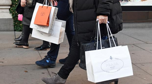 Clothing and footwear saw month-on-month inflation for the first time in nearly two years