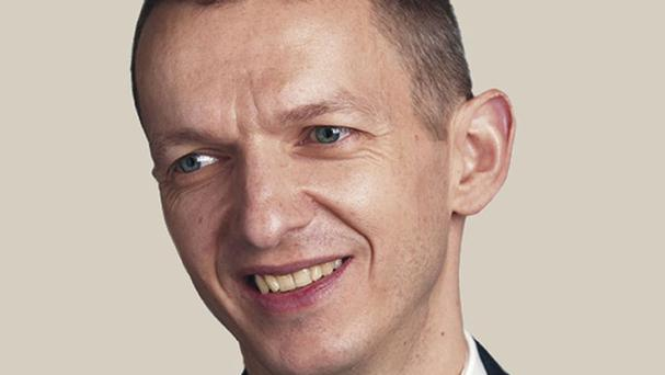 Andy Haldane warned that the fall in the exchange rate would squeeze the spending power of consumers