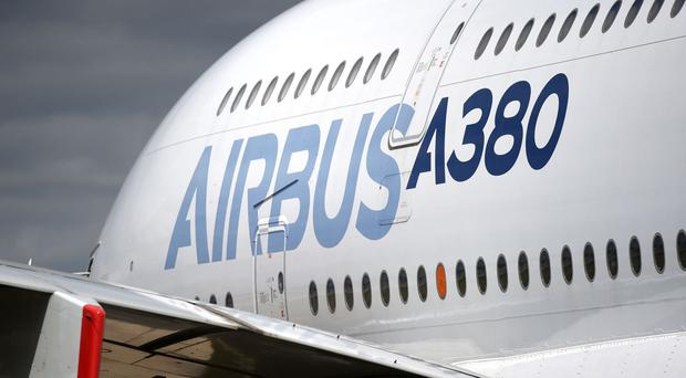 Schivo NI makes precision components for Airbus and Boeing.