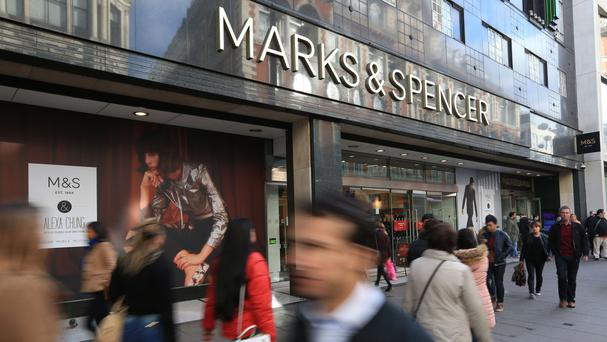Marks & Spencer is expected by most analysts to eke out a 0.2% rise in third quarter sales across its general merchandise business