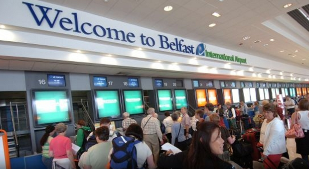 Belfast International is now officially the fifth busiest airport in the United Kingdom.