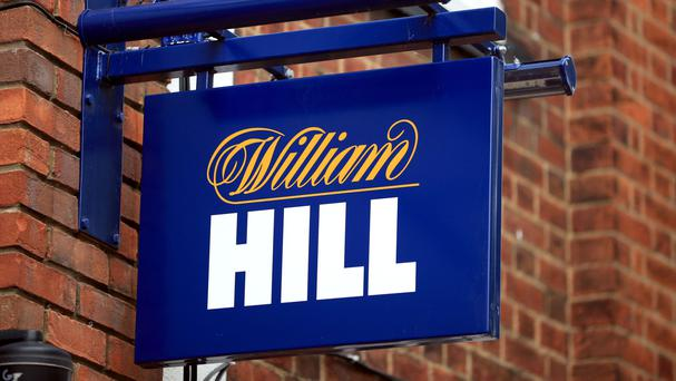 Profits sink at William Hill as unfavourable sporting results hit struggling bookmaker