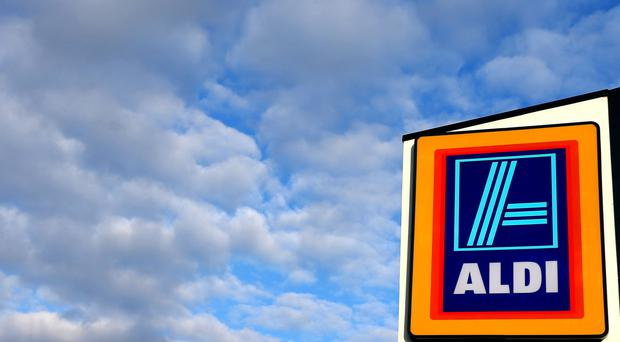 Aldi hailed its performance during December