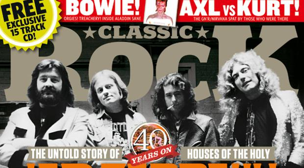 Team Rock, which housed publications including Metal Hammer and Classic Rock, had debts of more than £11 million