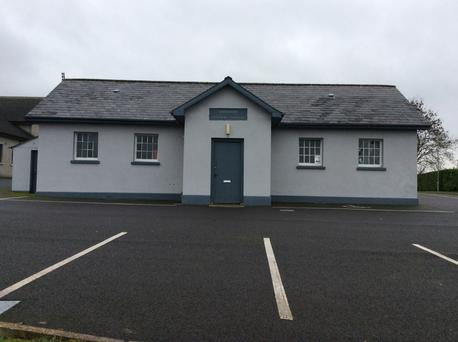 There are plans to turn the former Dundrod National School into a cafe