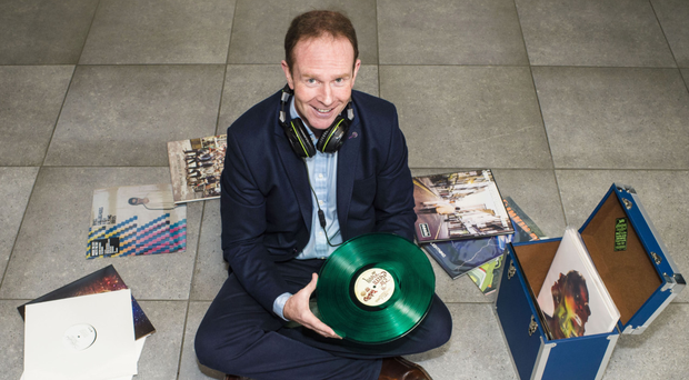 Deloitte's Danny McConnell said vinyl sales would continue to climb in 2017