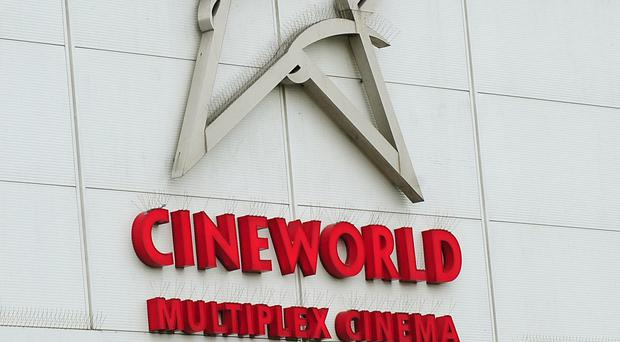 Cineworld's box office sales grew 7% overall and 3.7% in the UK