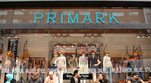 Primark saw sales at actual exchange rates leap 22% compared with last year