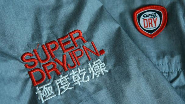 SuperGroup opened nine Superdry stores over the 10 weeks to January 7