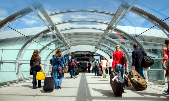 Some 28 million people used Dublin Airport last year