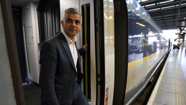 Sadiq Khan says separate contracts are needed on suburban routes and long-distance services to improve reliability