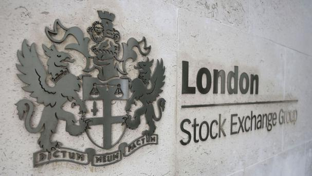 London's top tier index rose 45.44 points or 0.6% to set a fresh closing high of 7,337.81