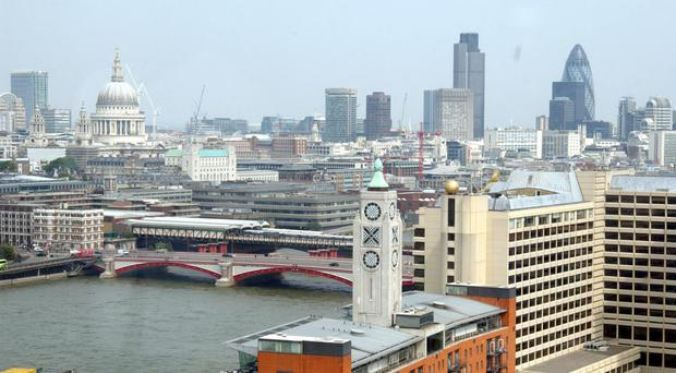 There are plans for a £800 million to £1 billion mixed use development in Blackfriars