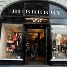 Burberry is expected to say in its trading update that it has been boosted by the collapse in the value of the pound