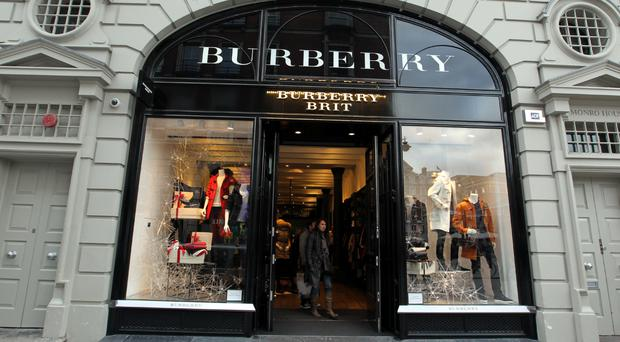 burberry store outlet ed9u  Burberry is expected to say in its trading update that it has been boosted  by the