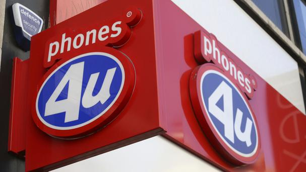 More than 550 stores closed after Phones 4u went bust in September 2014