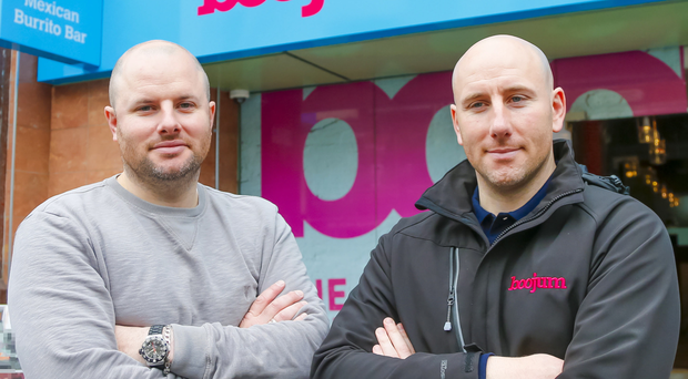Boojum owners David (left) and Andrew Maxwell