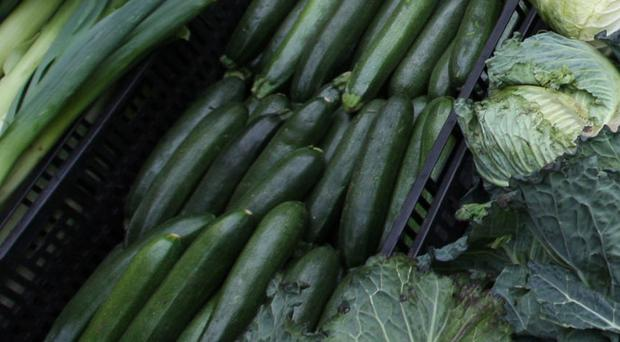 Dutch vegetable supplier Valstar Holland said courgette prices have quadrupled since the summer