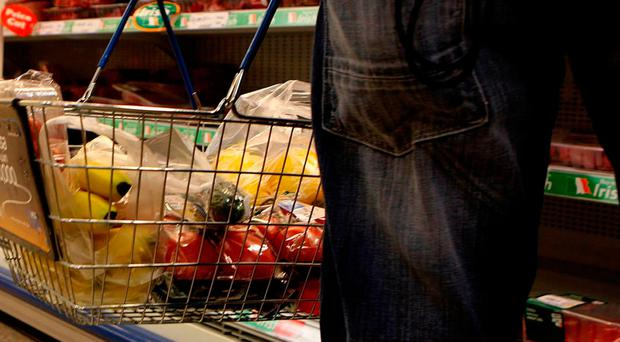 Sterling weakness was a factor in rising food prices