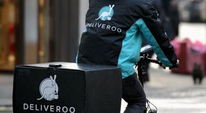 Deliveroo handles tens of thousands of deliveries for 20,000 restaurants