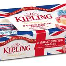 Mr Kipling cakes firm Premier Foods said group sales fell by 1% in the third quarter despite strong December trading