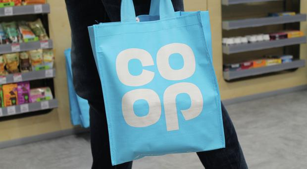 The Co-op saw food sales surge