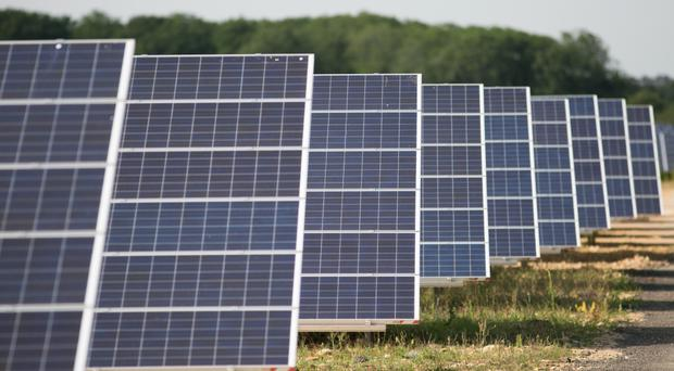 The scheme is intended to promote solar power