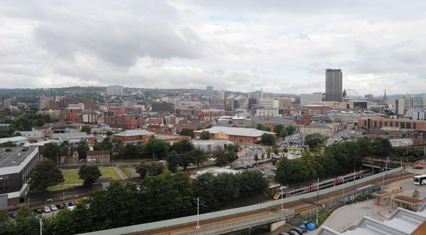 Sheffield City Region has a high concentration of large, low paying sectors such as office administration and retail