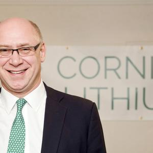 Cornish Lithium director Jeremy Wrathall (Cornish Lithium/PA)