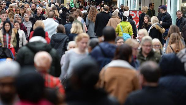 Retail spending plunges the most in five years in December