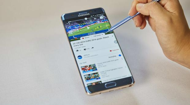 Samsung announced the findings of its probe into why the Galaxy Note 7 caught fire