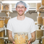 Mike Thompson of Mike's Fancy Cheese