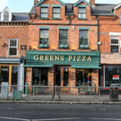 Greens Pizza on Lisburn Road