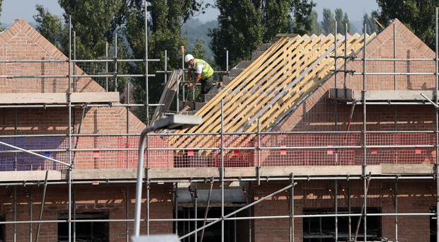 The boss of housebuilder Crest Nicholson said the outlook for the housing market continues to look promising.