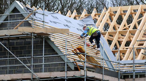 A survey of more than 230 smaller construction companies found that half were having problems finding roofers