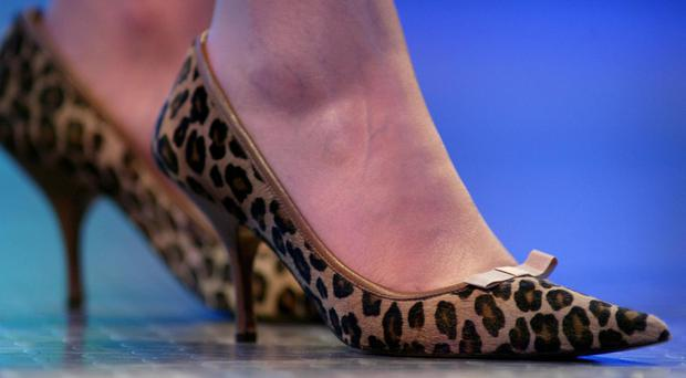 Even Theresa May's footwear has been under scrutiny, campaign groups say