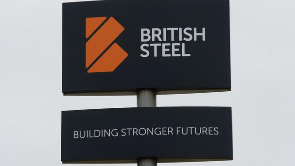 British Steel said its turnaround plan was making progress and it was on track to deliver sustainable growth