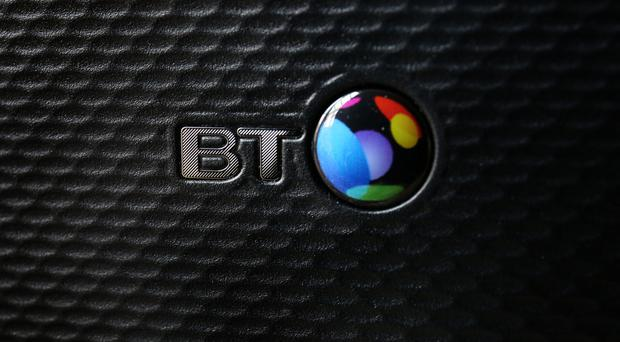 The Italian business accounts for around 1% of BT's total earnings