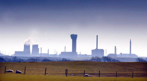 The unions represent thousands of workers mainly involved in nuclear reprocessing at sites including Sellafield in Cumbria