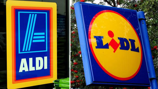 Aldi and Lidl's share of