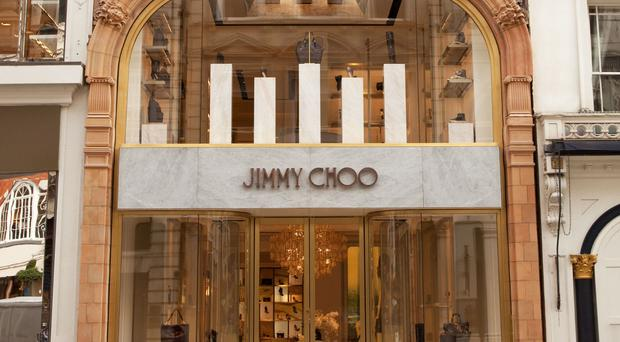 Jimmy Choo said revenue in the year to December 31 grew 15% to £364 million, up 2% on a constant currency basis
