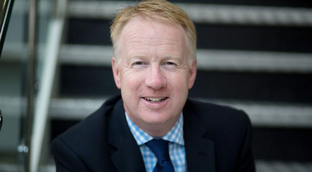 Mark Thurston, who has been named as the new boss of HS2 Ltd (HS2/PA)
