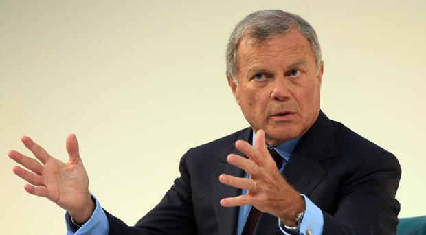 Sir Martin Sorrell highlighted his own family background which he said informed his stance on the issue of immigration