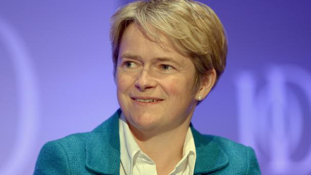 TalkTalk's chief executive Dido Harding has resigned