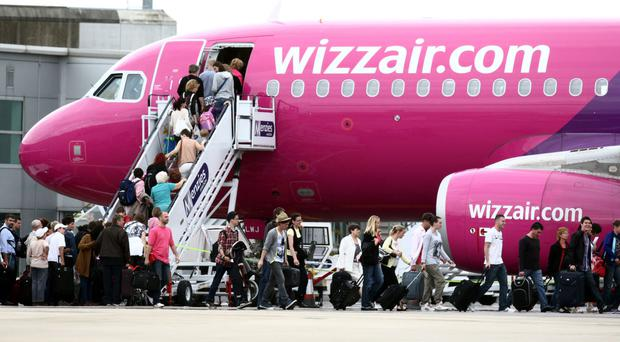 Wizz Air's full-year warning comes despite a 20.1% jump in passenger numbers