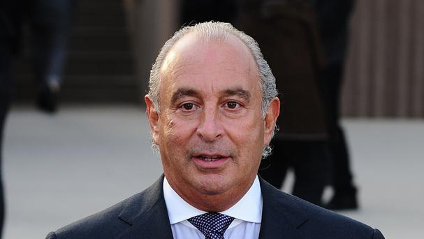 The Honours Forfeiture Committee said consideration of Sir Philip Green's title must wait