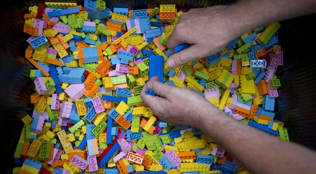 Lego's finance chief called London a 'great location' and lauded its talent pool